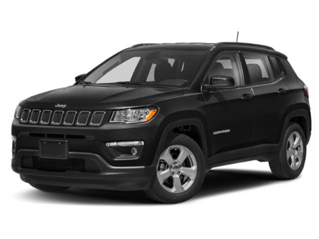 2019 Jeep Compass Limited FWD