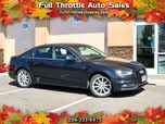 2016 Audi A4 2.0T quattro Premium Plus Sedan AWD