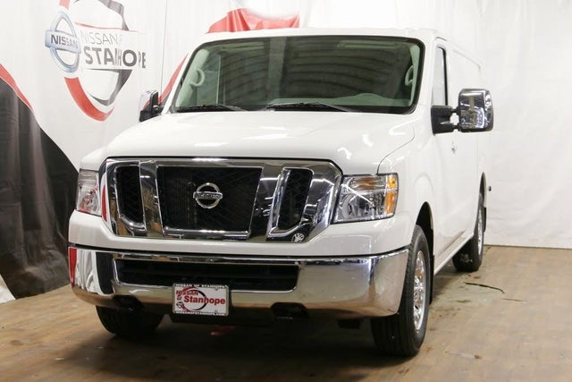 2018 Nissan NV Cargo 3500 HD SL with High Roof