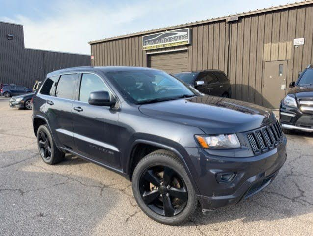 2015 Jeep Grand Cherokee Altitude 4WD