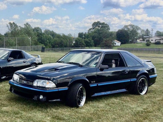 1991 Ford Mustang GT Hatchback RWD