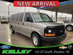 2009 Chevrolet Express 3500 LS Extended RWD