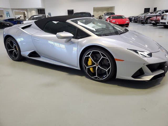 Get 2020 Lamborghini Huracan For Sale