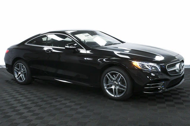 2020 Mercedes-Benz S-Class S 560 4MATIC Coupe AWD