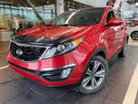 2014 Kia Sportage SX Luxury AWD