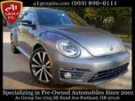 2014 Volkswagen Beetle R-Line w/ Sunroof, Sound, and Navigation