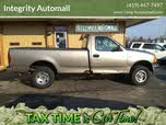 2004 Ford F-150 Heritage 2 Dr XL 4WD Standard Cab LB