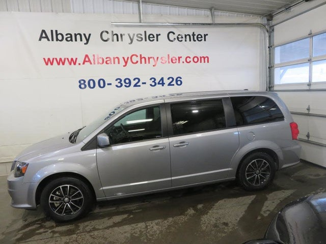 2018 Dodge Grand Caravan SE Plus FWD