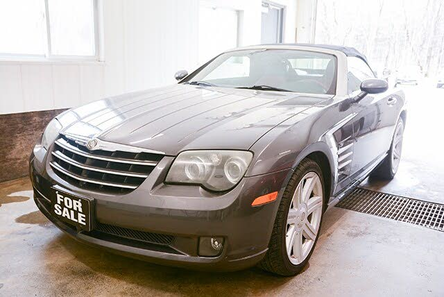 Used Chrysler Crossfire For Sale In London On Cargurus