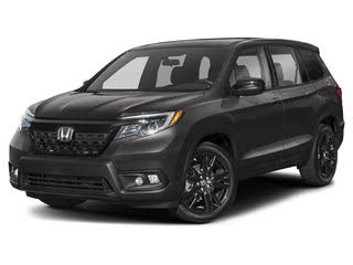2020 Honda Passport Sport AWD