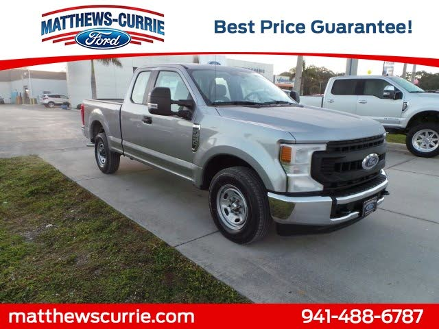 2020 Ford F-250 Super Duty XL SuperCab LB RWD
