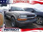 2001 Chevrolet S-10 LS Extended Cab RWD