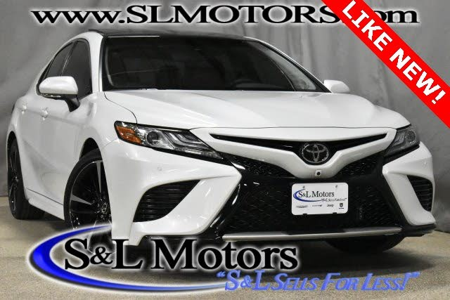 Used 2018 Toyota Camry XSE V6 for Sale (with Photos ...