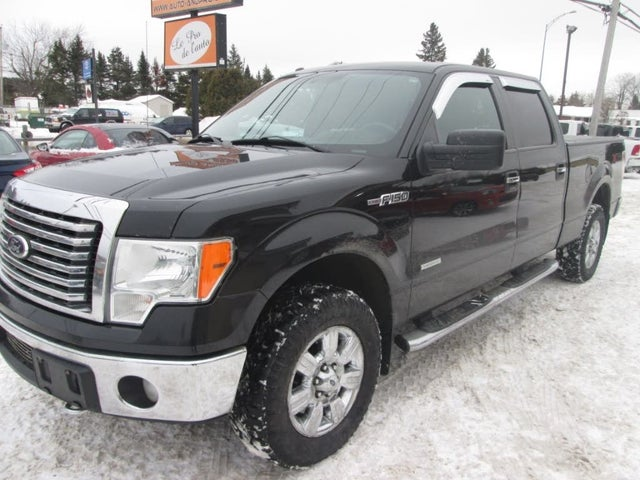 2012 Ford F-150 XTR SuperCrew 4WD