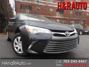 Toyota Of Annapolis >> 2015 Toyota Camry Le