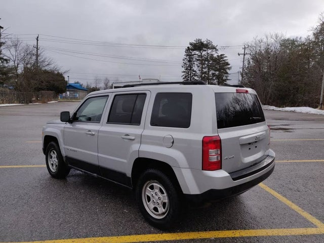 2011 Jeep Patriot Sport 4WD