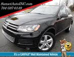 2011 Volkswagen Touareg VR6 Executive