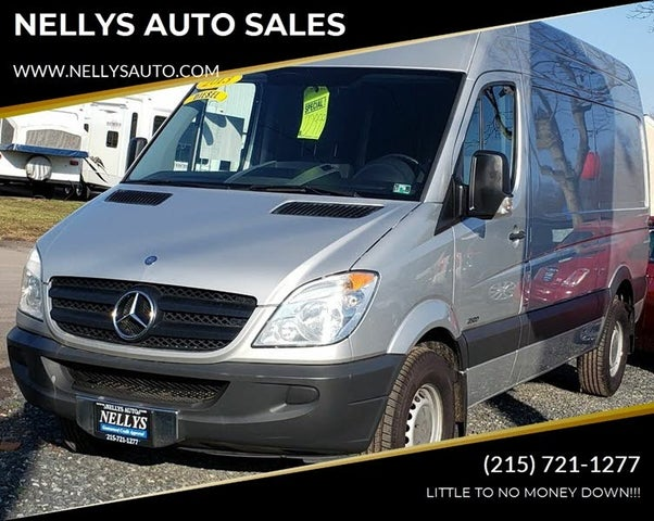 2013 Mercedes-Benz Sprinter Cargo 2500 144 WB High Roof RWD