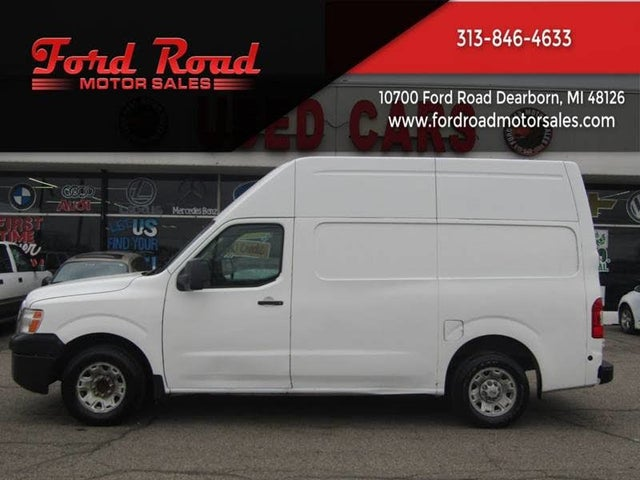 2013 Nissan NV Cargo 2500 HD SV with High Roof