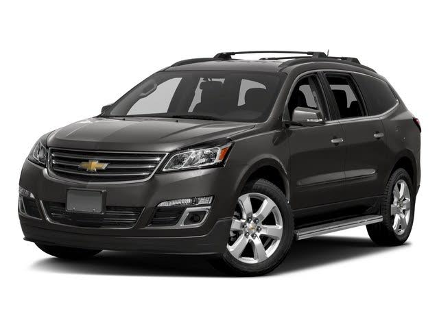 2017 Chevrolet Traverse 1LT AWD