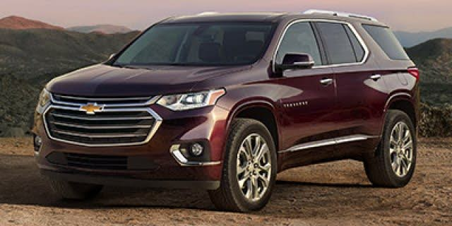 2021 Chevrolet Traverse LS AWD