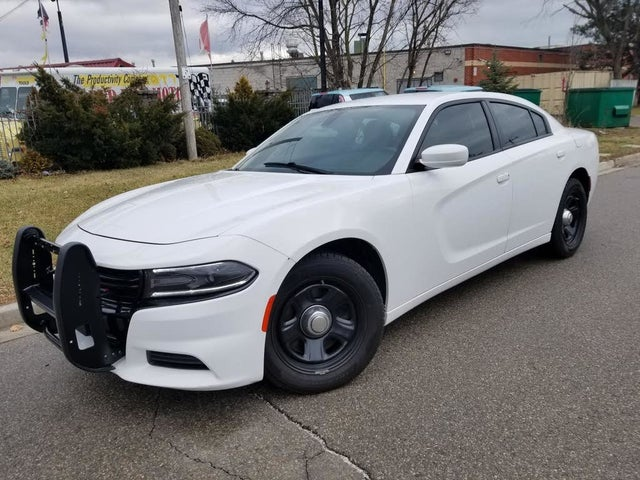 2015 Dodge Charger Police RWD