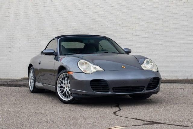 2004 Porsche 911 Carrera Convertible