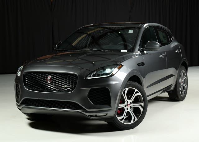 2020 Jaguar E-PACE P250 Checkered Flag Edition AWD