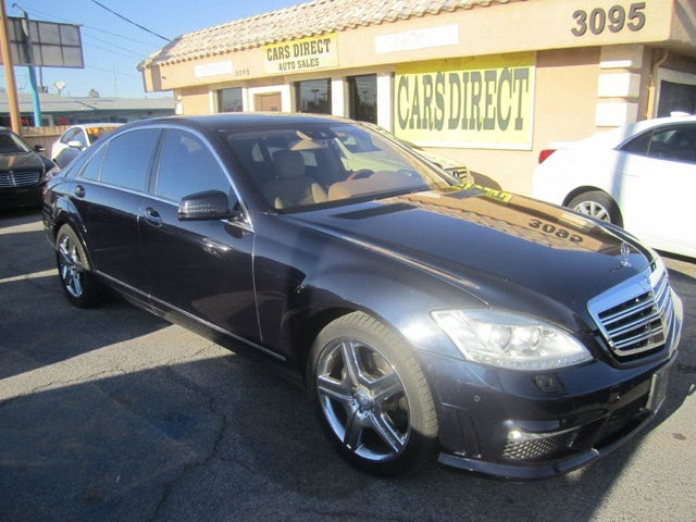 Used 2011 Mercedes-Benz S-Class S 550 for Sale (with ...