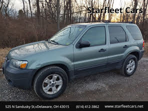 2007 Ford Escape Xlt >> 2007 Ford Escape Xlt Sport Awd