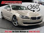 2013 BMW 6 Series 650i xDrive Coupe AWD