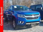 2018 Chevrolet Colorado LT Extended Cab LB 4WD
