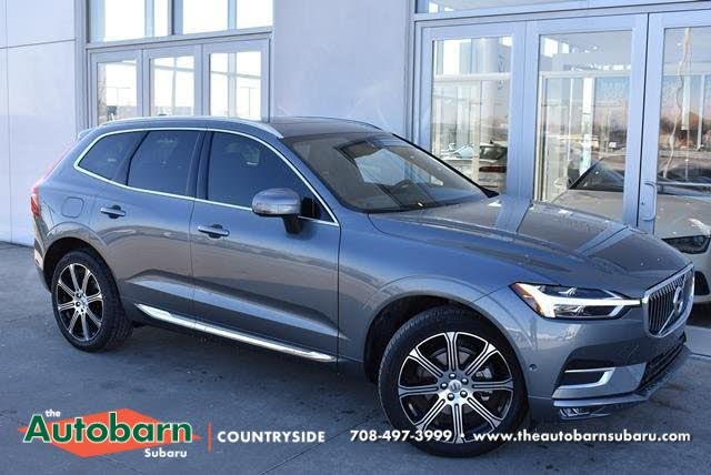 2019 Volvo XC60 T5 Inscription AWD
