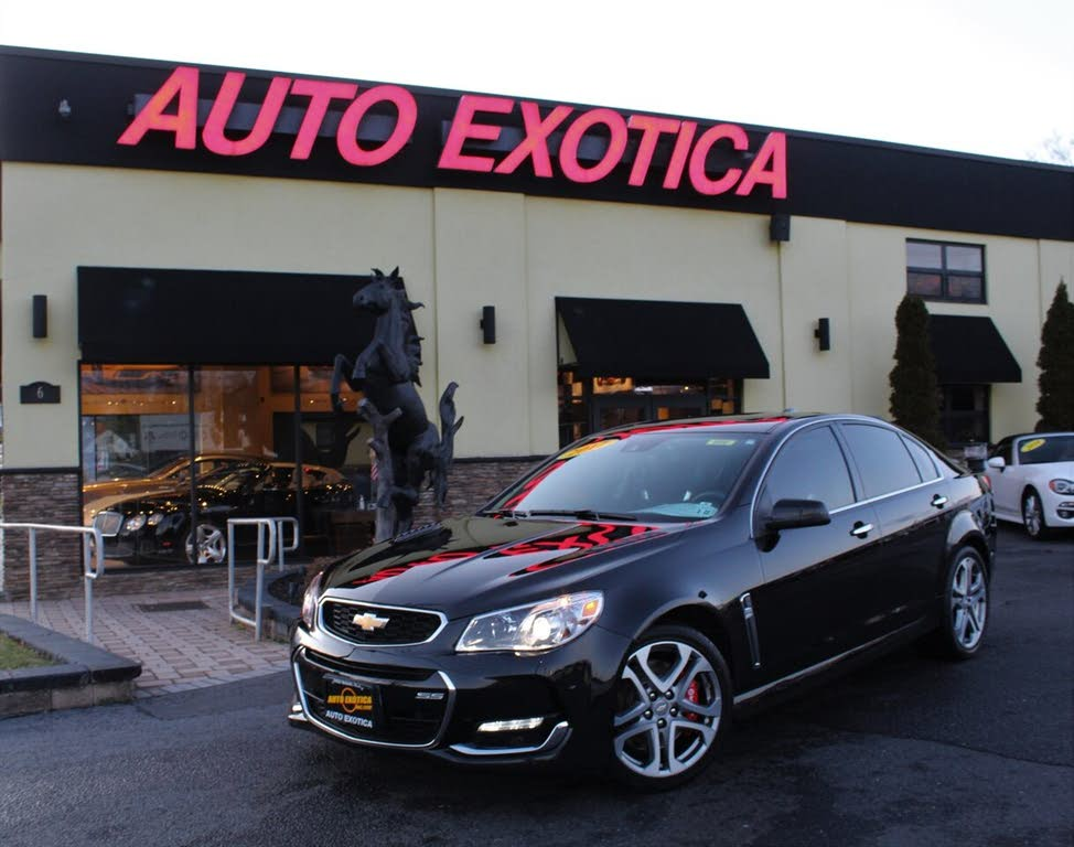 Used Chevrolet Ss For Sale With Photos Cargurus