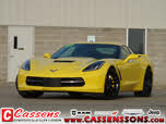 2017 Chevrolet Corvette Stingray Z51 2LT Coupe RWD