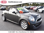 2015 MINI Roadster S FWD