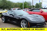 2016 Chevrolet Corvette Stingray 3LT Coupe RWD
