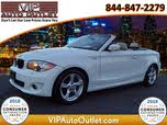 2013 BMW 1 Series 128i Convertible RWD