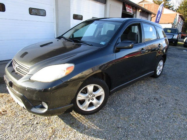 2005 Toyota Matrix FWD