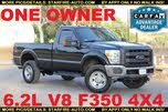 2012 Ford F-350 Super Duty XLT LB 4WD