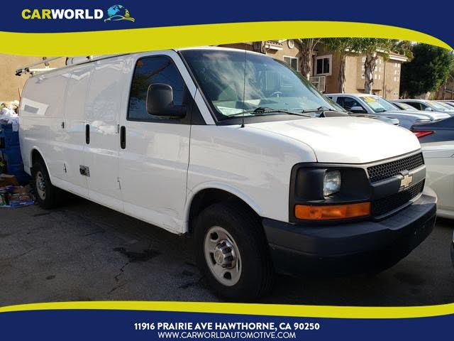 2014 Chevrolet Express Cargo 2500 Extended RWD