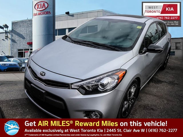 2016 Kia Forte5 SX Luxury