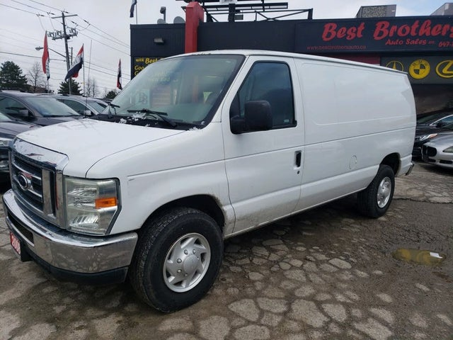 2008 Ford E-Series E-250 Cargo Van