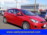 2012 Hyundai Accent GS 4-Door Hatchback FWD