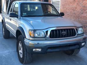 2002 Toyota Tacoma For Sale >> 2002 Toyota Tacoma 2 Dr V6 4wd Extended Cab Lb