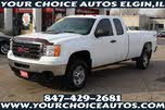 2012 GMC Sierra 2500HD Work Truck Ext. Cab LB 4WD