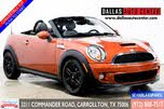 2013 MINI Roadster S FWD