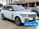 2016 Land Rover Range Rover V8 Autobiography 4WD