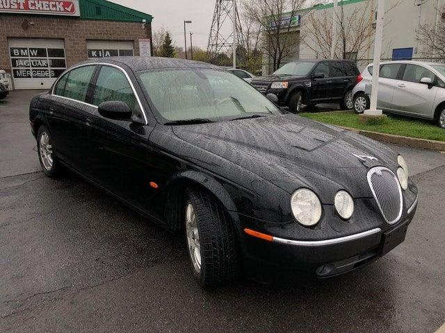 2005 Jaguar S-TYPE 3.0L V6 RWD