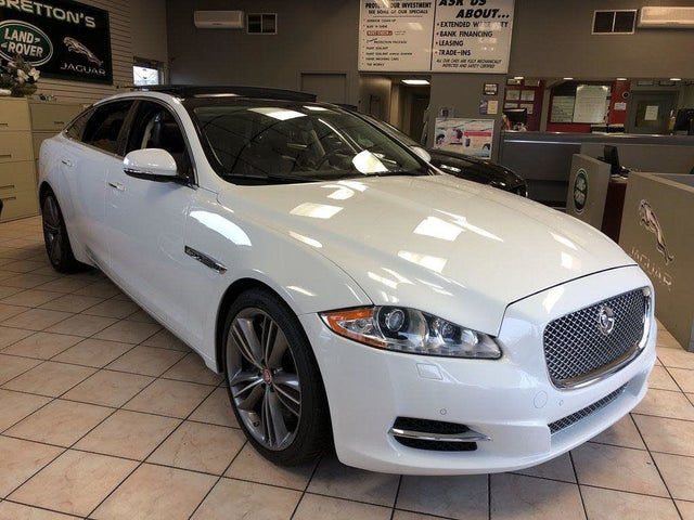 2011 Jaguar XJ-Series XJL Supersport RWD